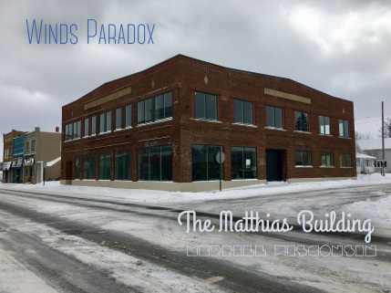 Winter 2018 The Matthias Building