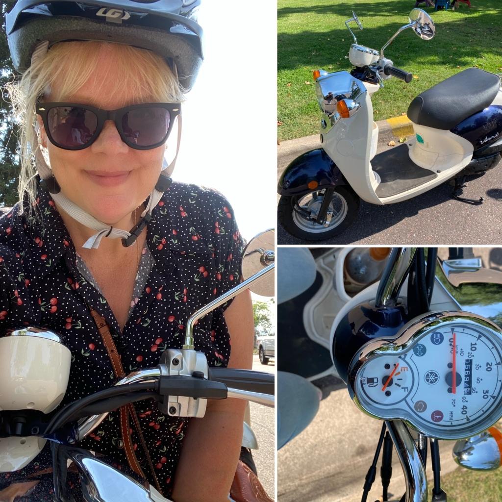My Moped Adventure